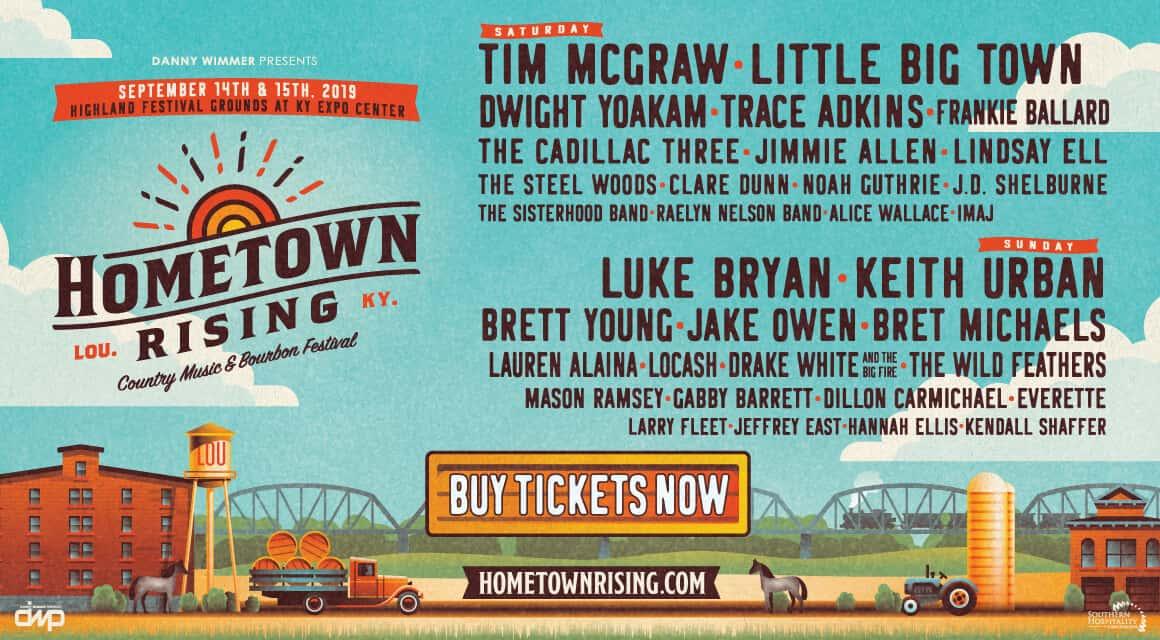 Hometown Rising poster - Hometown Rising