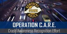 KSP Operation CARE - KSP Increases Traffic Enforcement on Super Bowl Sunday