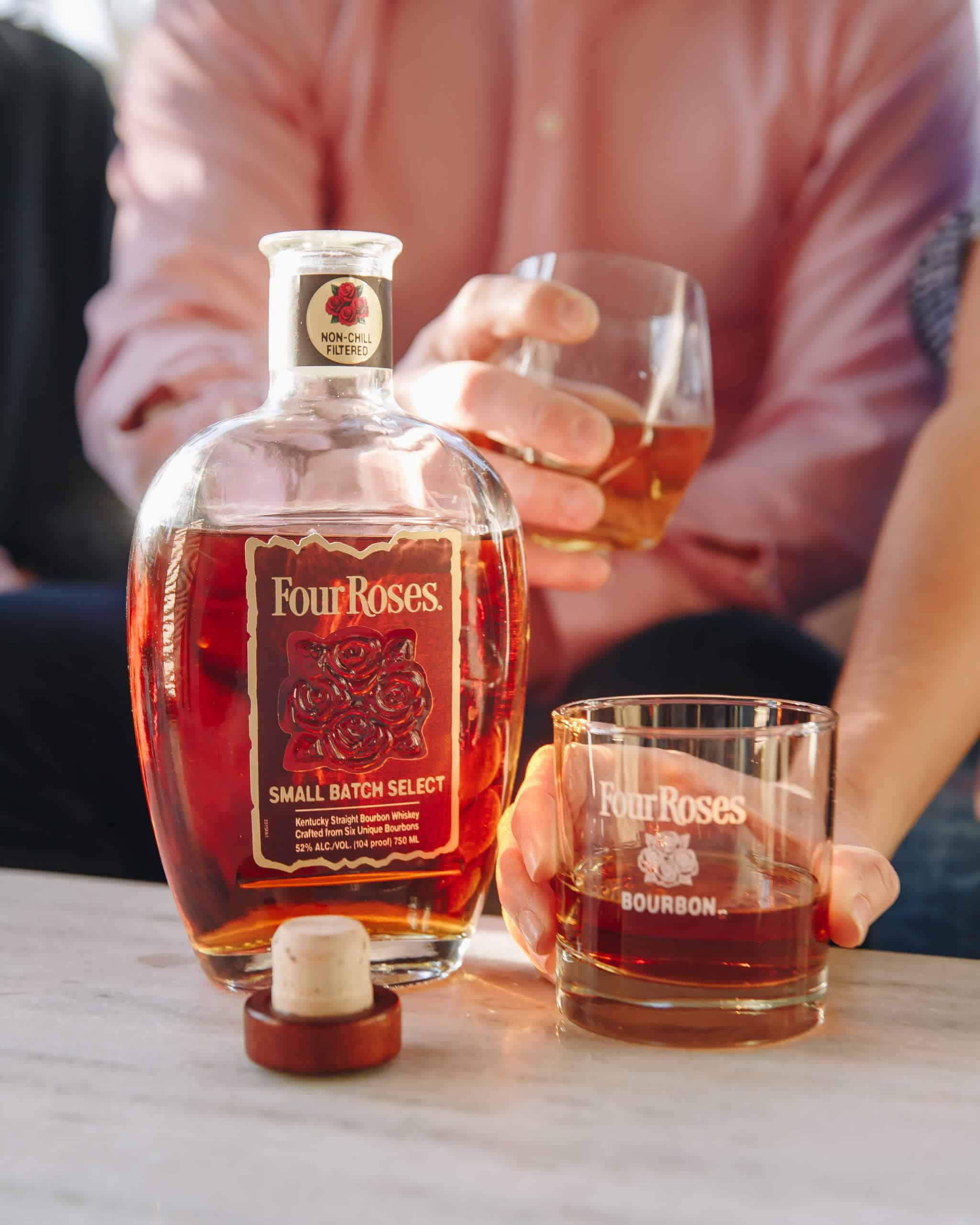 SmallBatchSelect scaled - Four Roses' Brent Elliott Named Master Distiller of the Year