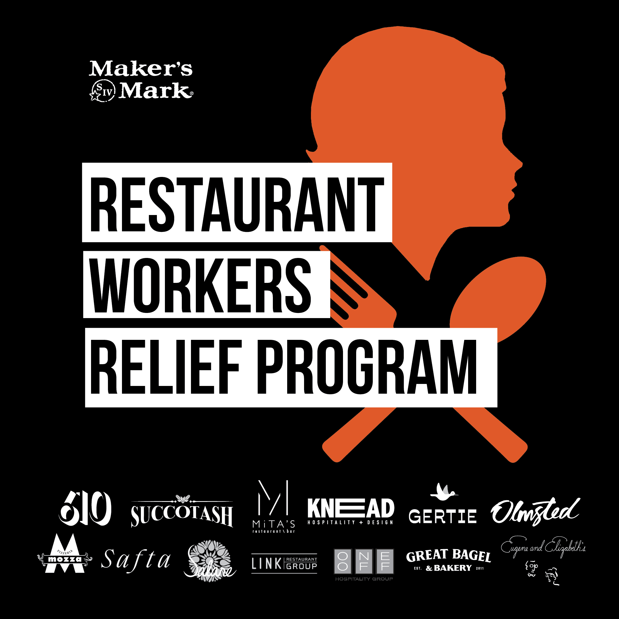 Lee Relief Graphic Image - THE LEE INITIATIVE'S RESTAURANT WORKERS RELIEF PROGRAM EXPANDS NATIONALLY