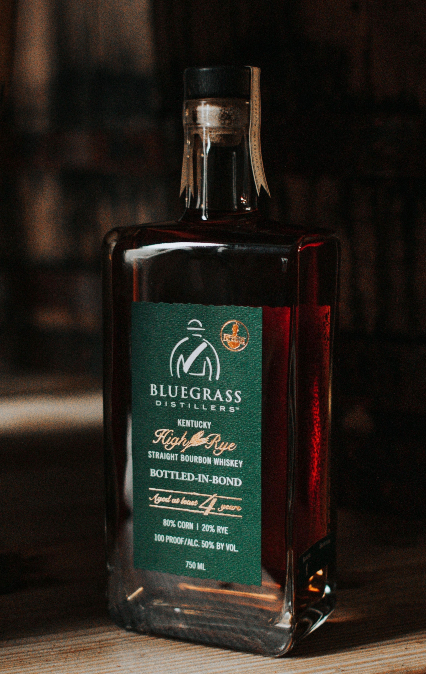 bottled in bond 1 scaled - Bluegrass Distillers to release first 4 year Bottled-in-Bond Bourbon