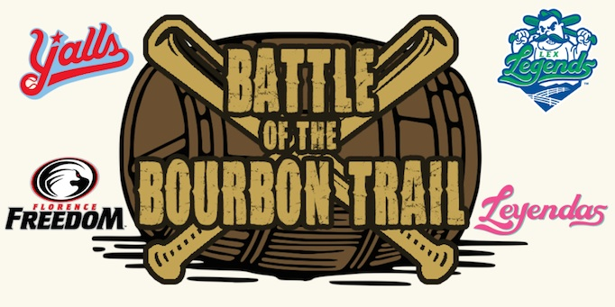 battle of the bourbon trail - Battle of the Bourbon Trail Season Schedule