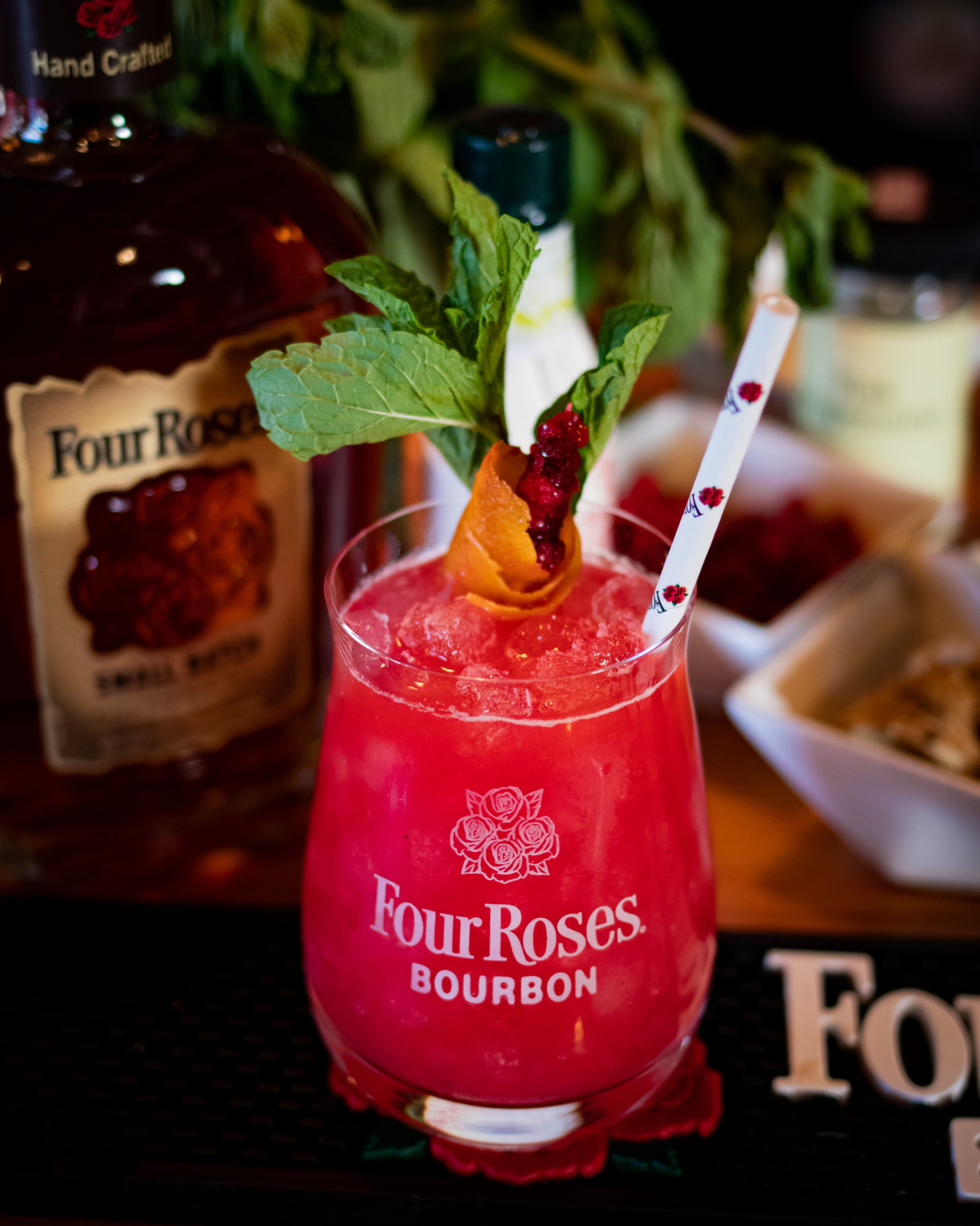 ZingALing2 scaled - Four Roses and Kentucky Derby Festival Name Rose Julep Winners