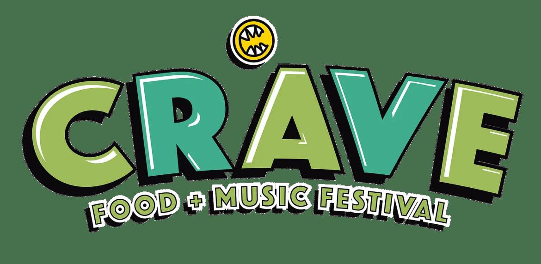 Crave 2020 banner logo - CRAVE Food + Music Festival