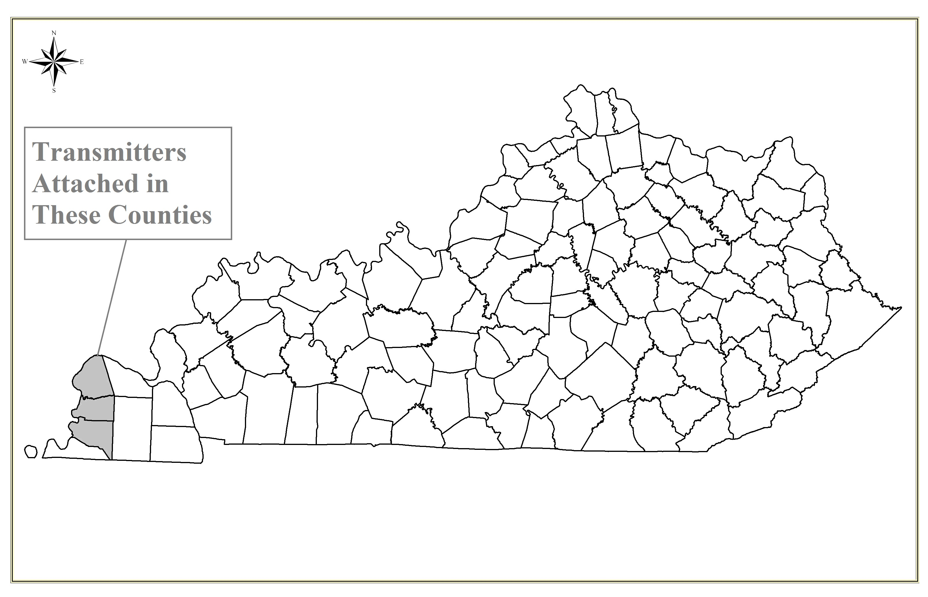 Tracking Kentucky S Eagles
