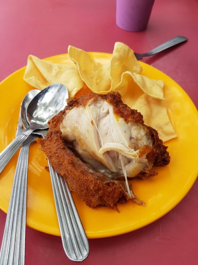 The best fried chicken in Klang