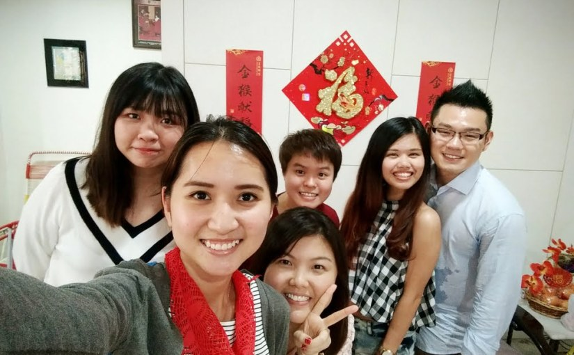 Chinese New Year Celebration 2016 and my skin care resolutions