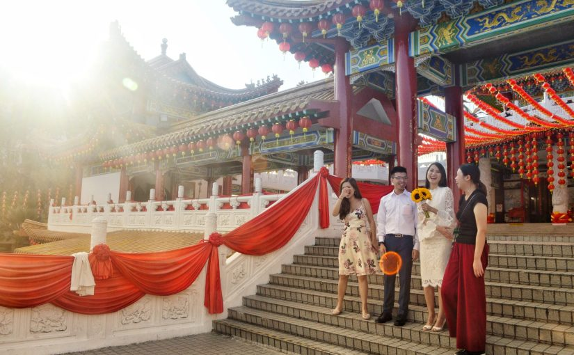 RK ♥️ Staci – ROM at Thean Hou Temple – March 2019