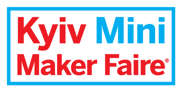 Kyiv Mini Maker Faire logo