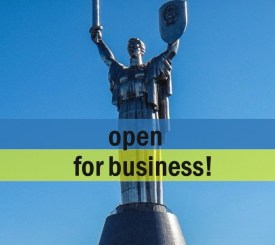 Ukraine open for business 2015 market entry consulting