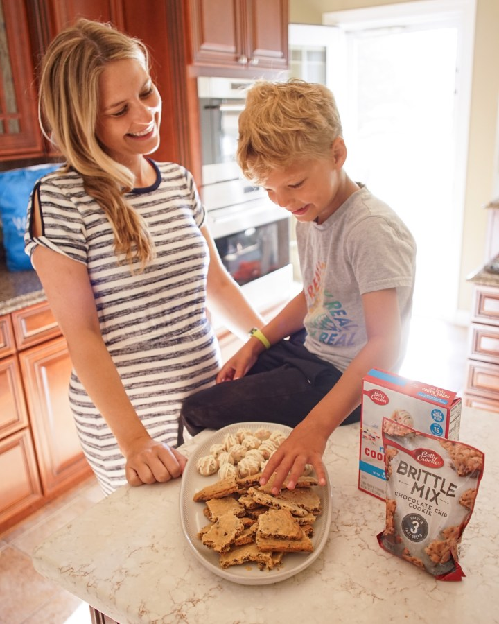 Making Memories and Easy Treats With Betty Crocker