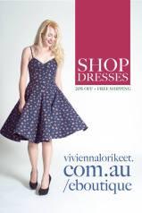 Vivienna Lorikeet Spring Fashion 2