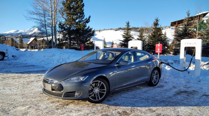 My Epic Tesla Road Trip