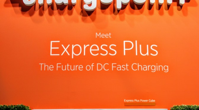 ChargePoint Delivers Fast Charger Of The Future At CES
