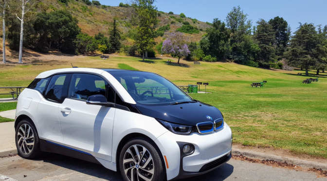24 Hours With The New, Longer Range 2017 BMW i3