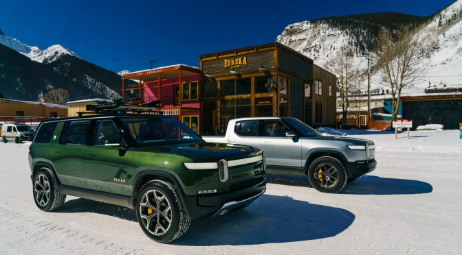 Rivian CEO RJ Scaringe Details Plans To Move Into Stationary Energy Storage