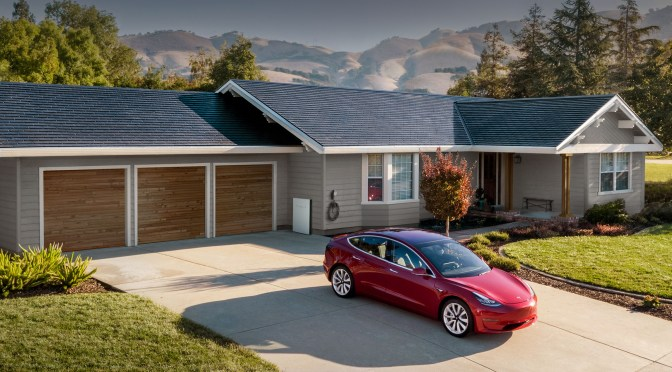 Why Tesla's Solar Roof Is A Bargain, 53% Of The Price Of A Roof + Electricity