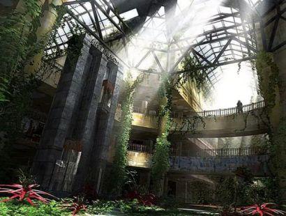 post-apocalyptic-cities-by-vladimir-manyuhin