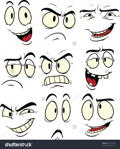 stock-vector-cartoon-facial-expressions-vector-illustration-each-element-in-a-separate-layer-for-easy-editing-91977185