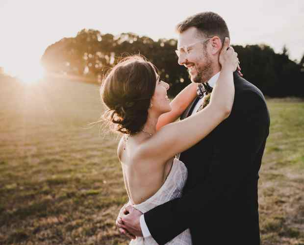 Wedding photography at Oakview Acres