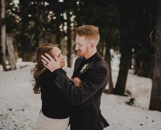 Mt Hood Meadows Wedding Photography