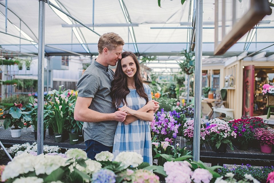 Cactus and Tropicals Engagement Shoot Kylee Ann Photography SLC Photographer7