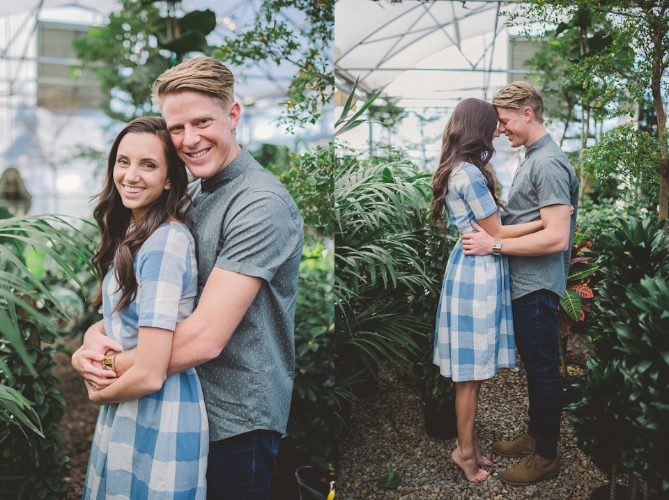 Cactus and Tropicals Engagement Shoot Kylee Ann Photography SLC Photographer9