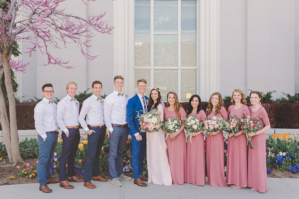 Kylee Ann Photography by Rachel Brick Canvas Wedding Reception2