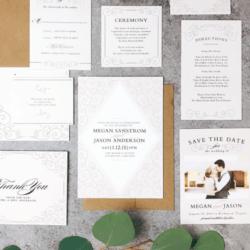 Basic Invite Wedding Invitations Utah