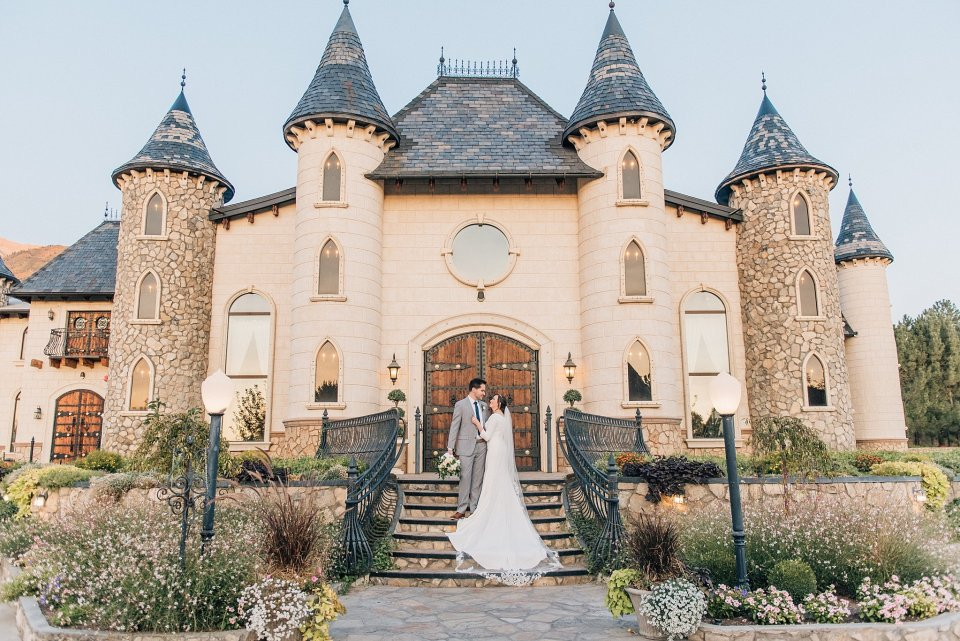 Wadley Farm Castle Bridals