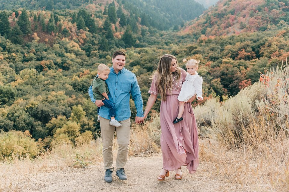 Deep Canyon Family Pictures
