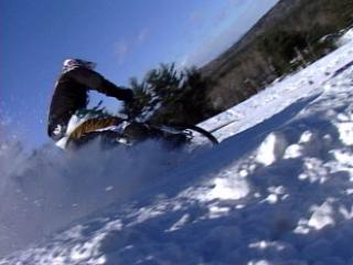 Shawnee Peak Snow Race