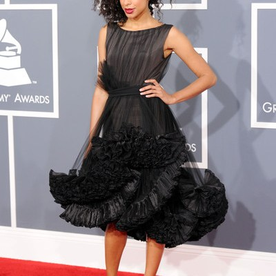 2012 Grammy Fashion Recap