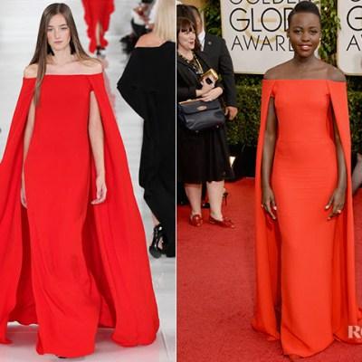 2014 Golden Globe Fashion Recap