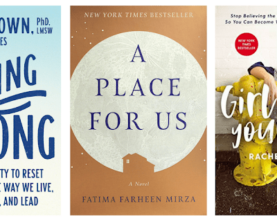 5-minute Book Reviews: The last 3 books I read