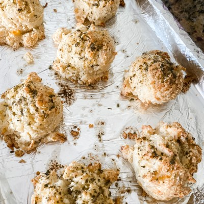 Recipe: GF Chedder Biscuits