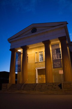 Old Lynchburg Courthouse