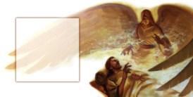 Angel comes to Joseph
