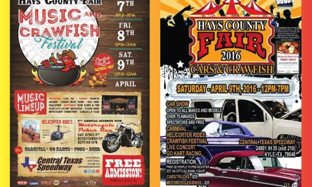 Hays County Fair, Music & Crawfish Fest