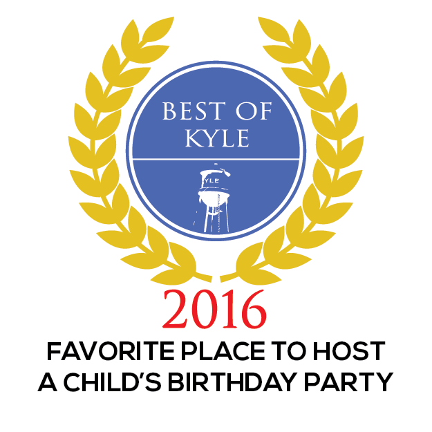 Best of Kyle 2016 – Favorite Place to Host a Child's Birthday Party