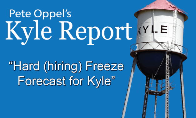 The Kyle Report: Hard (hiring) Freeze Forecast for Kyle