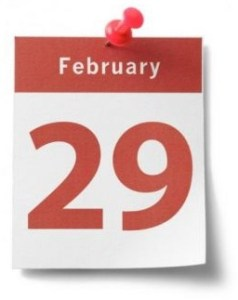 Leap Day Pic