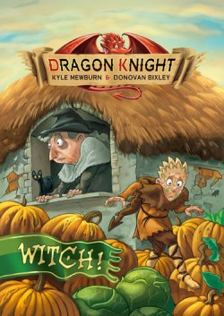 Dragon Knight - Witch!