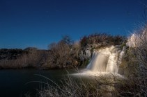 Archie Falls in Sterling, Idaho ©Kyler Michaelson