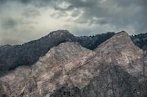 Mountains by The Great Salt Lake, Utah © Kyler Michaelson