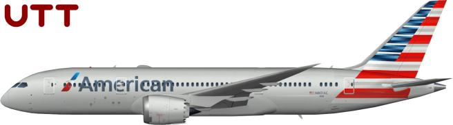 AAL N801AC