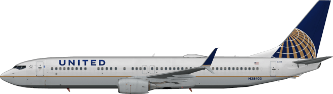 UAL N38403