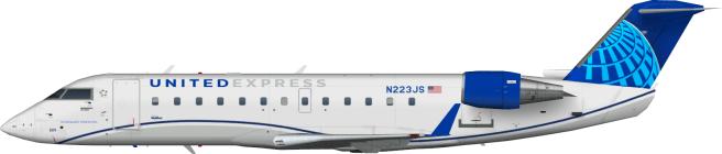 SKW N223JS