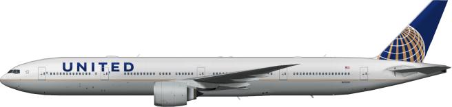 UAL N2333U