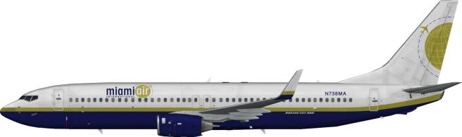BSK N738MA